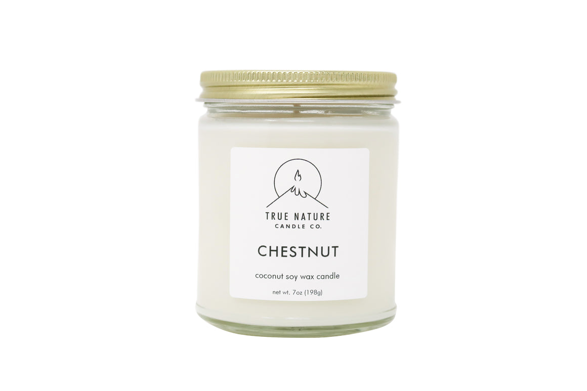 Chestnut Candle - True Nature Candle Co.