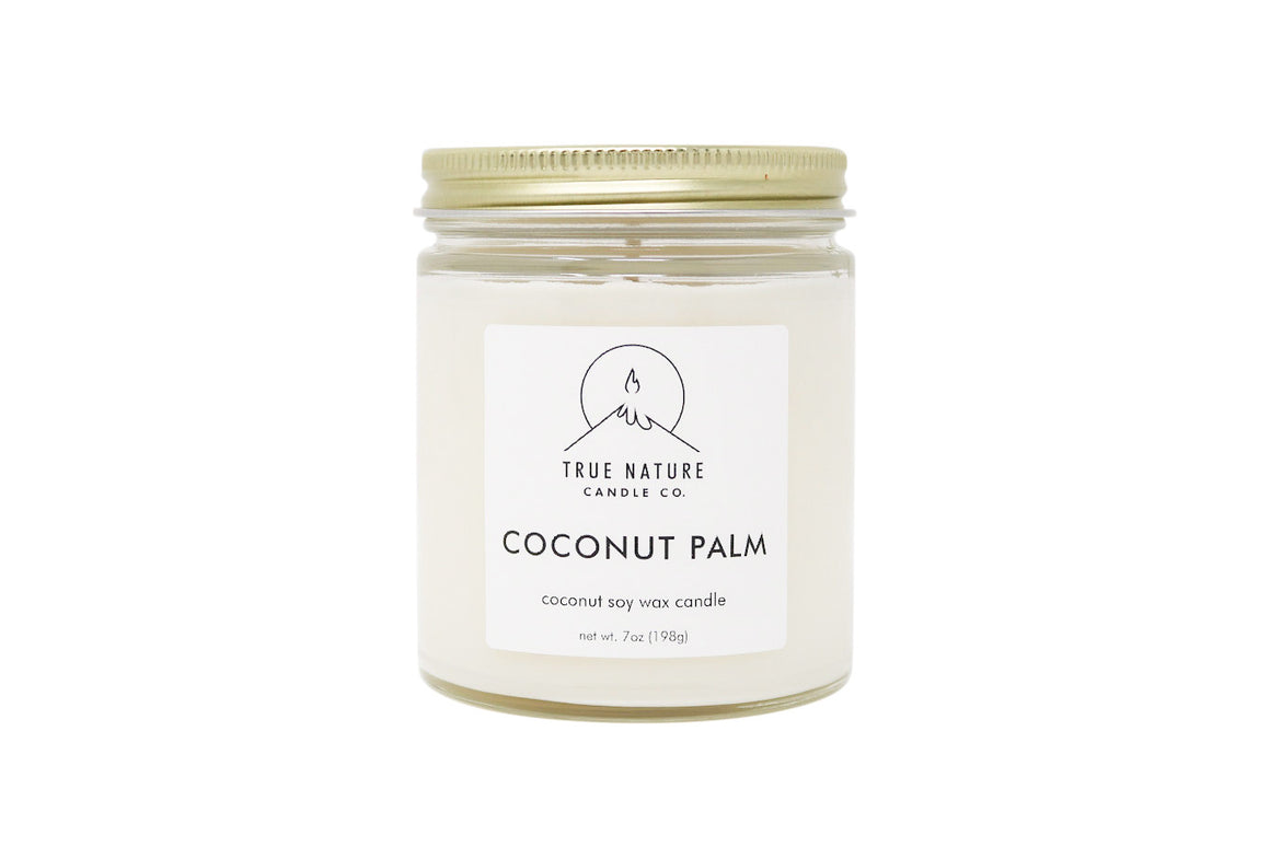Coconut Palm - True Nature Candle Co.
