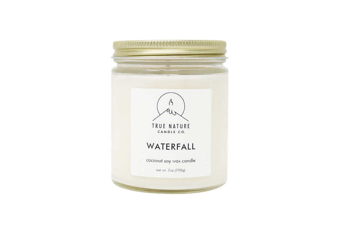 Waterfall Candle - True Nature Candle Co.