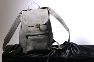 Pentard Custom 100% Leather Travel Backpacks