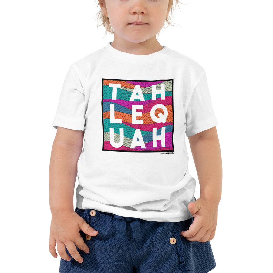 Tahlequah Toddler Short Sleeve Tee