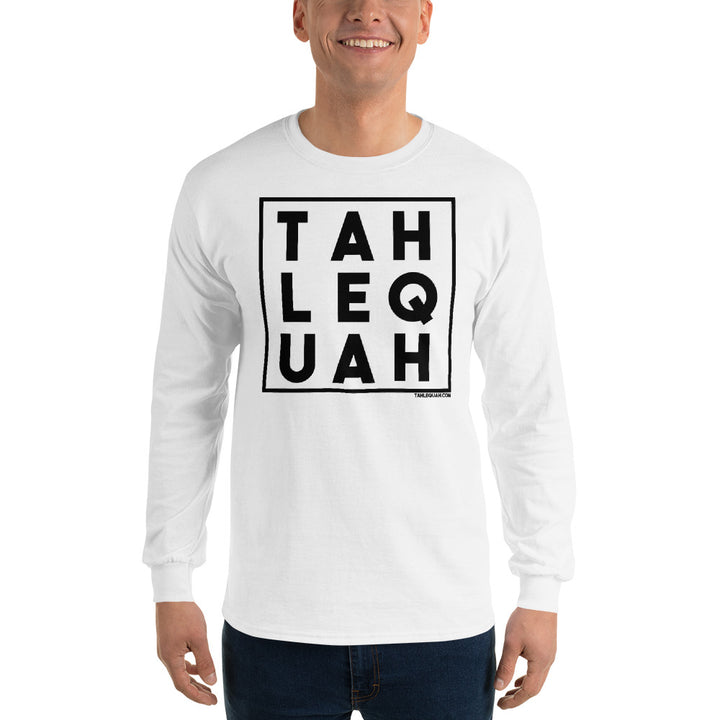 Tahlequah Long Sleeve - Black Logo