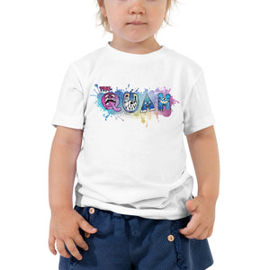 Quah Monster Toddler Short Sleeve Tee
