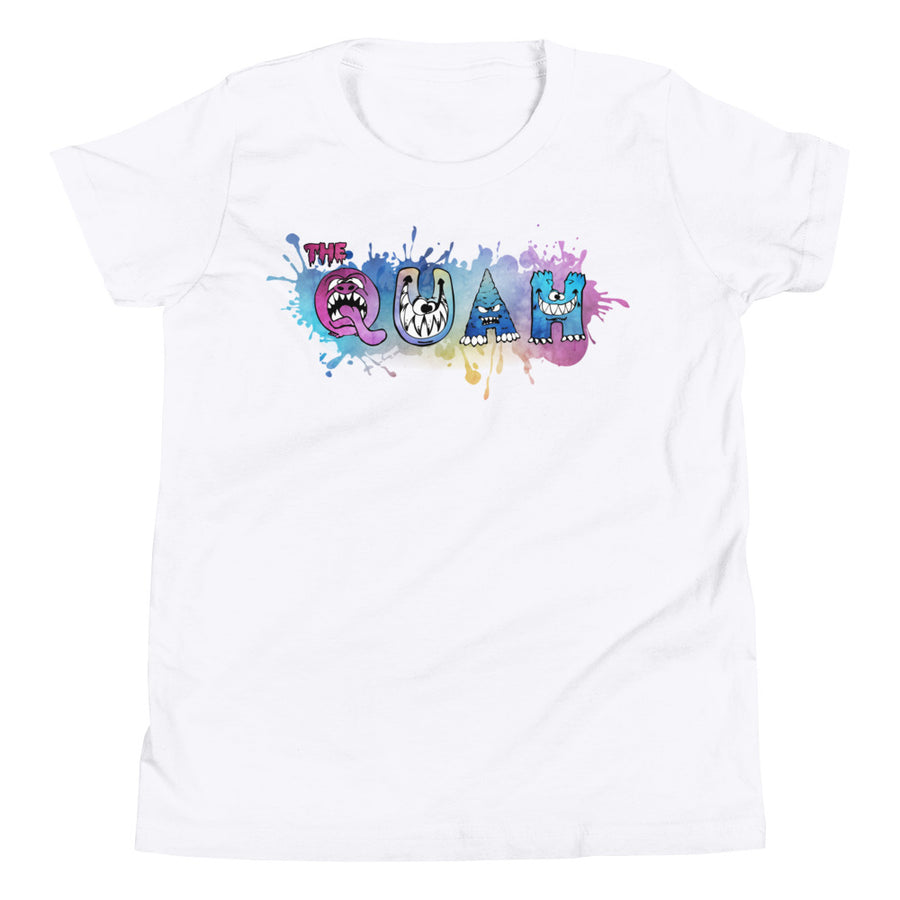 Quah Monster Youth Short Sleeve T-Shirt