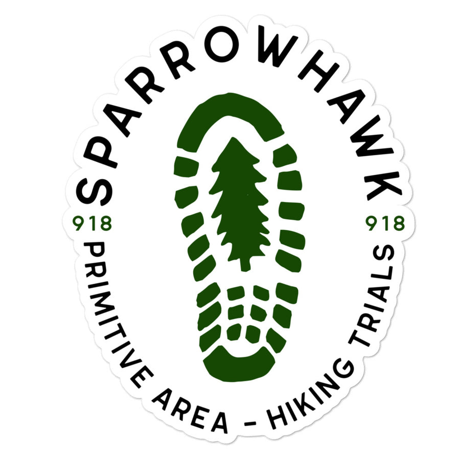 Sparrowhawk Stickers