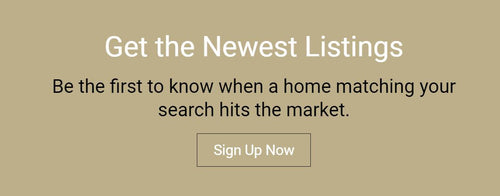 graphic showing new listing notification signup in tahlequah oklahoma