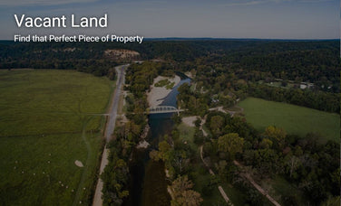 a view of land for sale in tahlequah oklahoma