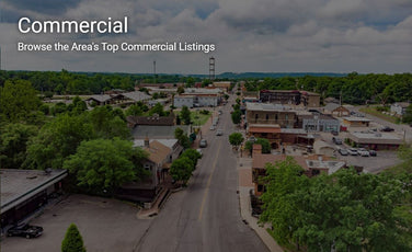 commercial property in downtown tahlequah