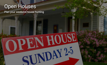 open house sign in tahlequah oklahoma