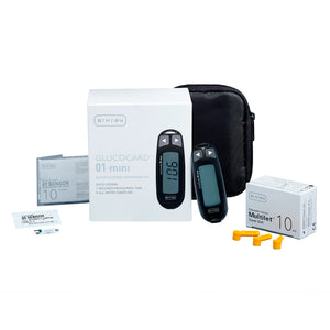 TrustCheck Ace II - Automatic Upper Arm Blood Pressure Meter