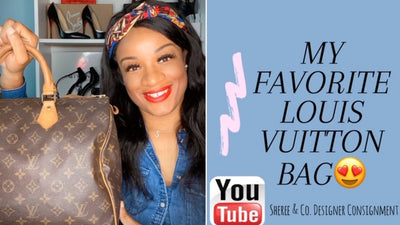 Check out my Youtube Video about my favorite LV Bag!