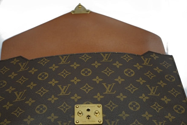Louis Vuitton Envelope Clutch - Sheree & Co. Designer Consignment