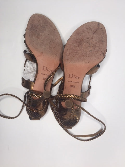 Dior Shoes Size 7.5