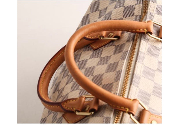 Louis Vuitton Azur Speedy 30 - Sheree & Co. Designer Consignment