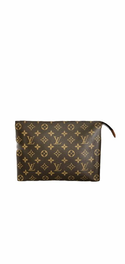 Louis Vuitton Toiletry 26-Monogram - Sheree & Co. Designer Consignment