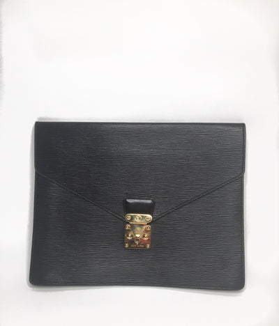 Louis Vuitton Epi Clutch