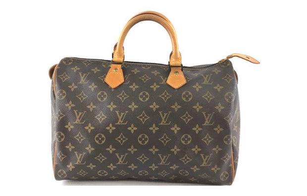 Louis Vuitton Speedy 35 - Sheree & Co. Designer Consignment