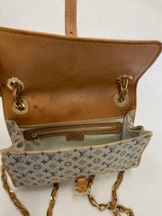 Louis Vuitton Navy/Denim Bag - Sheree & Co. Designer Consignment