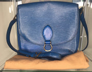 Louis Vuitton Blue Saint Cloud
