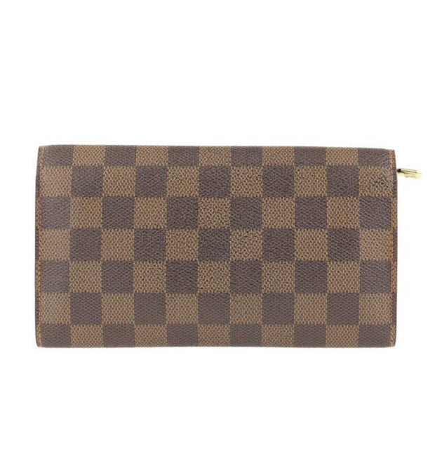 Louis Vuitton Ebene Wallet