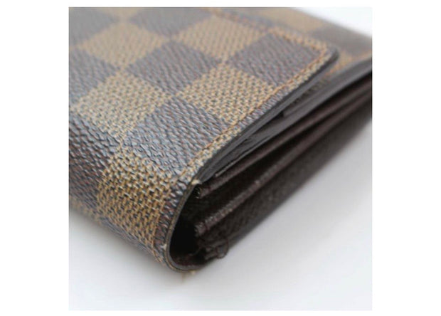 Louis Vuitton Damier Ebene Wallet - Sheree & Co. Designer Consignment