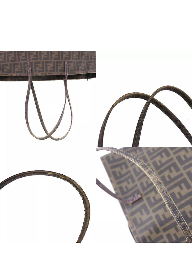Fendi Zucca Tote - Sheree & Co. Designer Consignment
