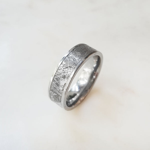 Titanium and Meteorite Band