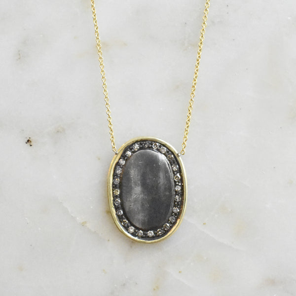 Oval Oasis Necklace