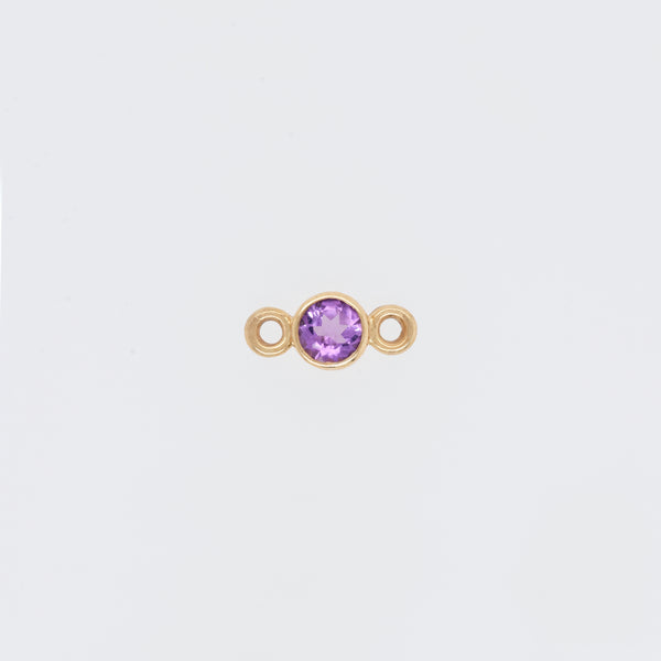Amethyst Tranquility (February) Endless Bracelet Charm
