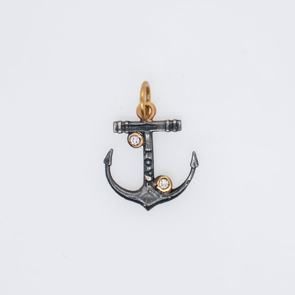 Anchored Love Charm