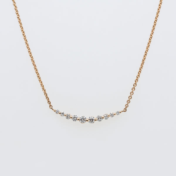 Apollo Diamond Necklace