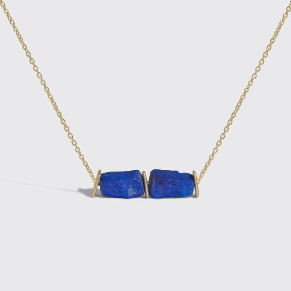 Azul Lapis Necklace