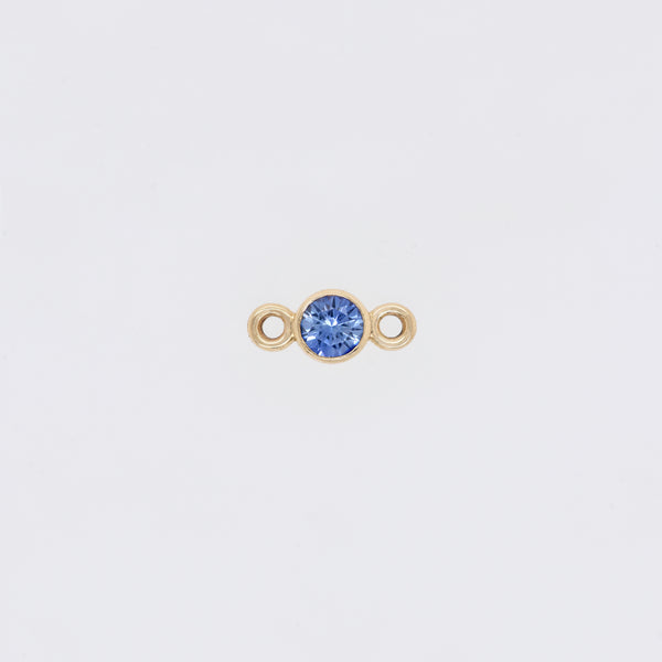 Sapphire Protection (September) Endless Bracelet Charm