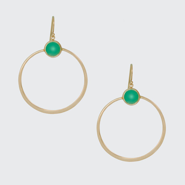 Daydream Hoop Earrings