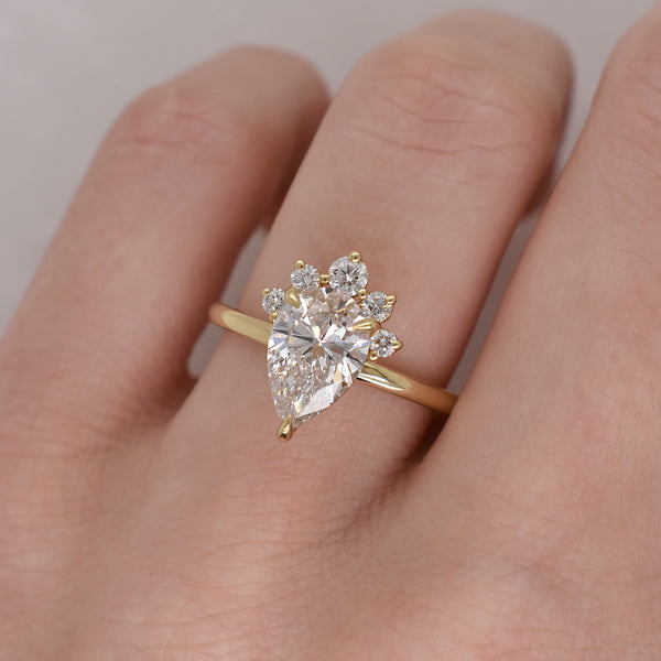 Evelyn Engagement Ring Setting