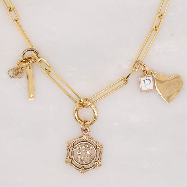 Natalie's Charm Bar Favorite Necklace
