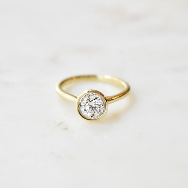 Eliza Engagement Ring Setting