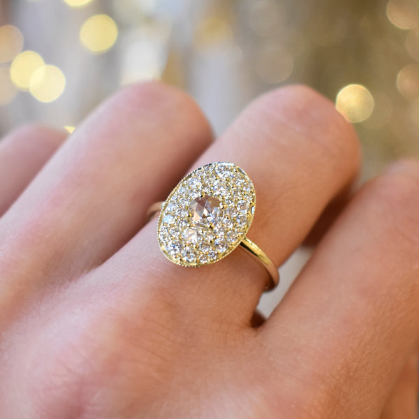 Gallagher Diamond Ring