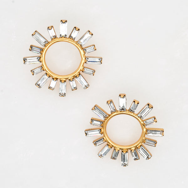 Crystal Burst Studs