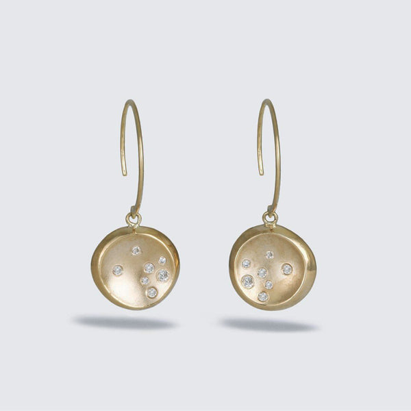 Luna Diamond Earrings
