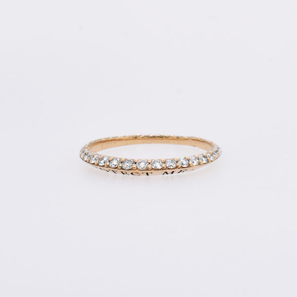Protect Me Diamond Eternity Ring