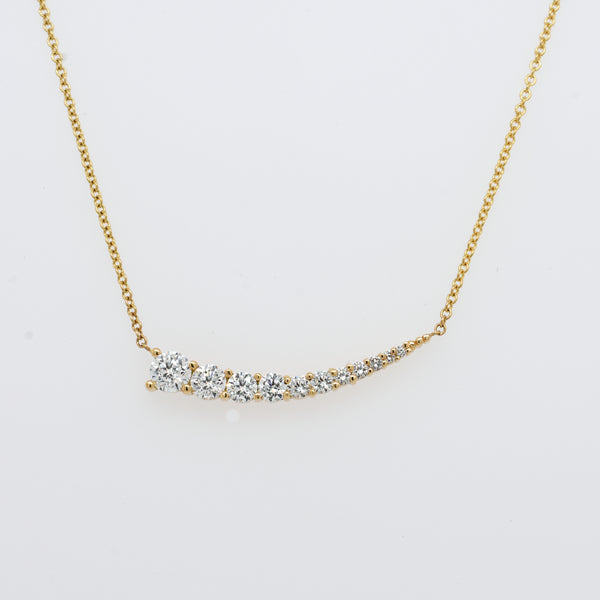 Lunado Diamond Necklace