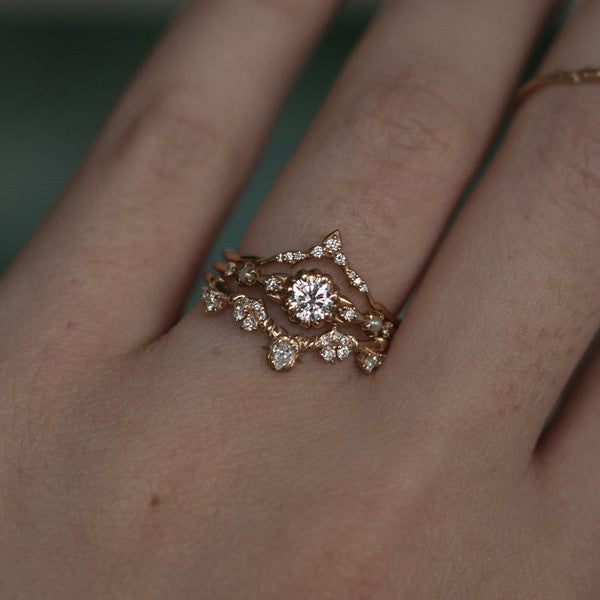 Altair Diamond Ring