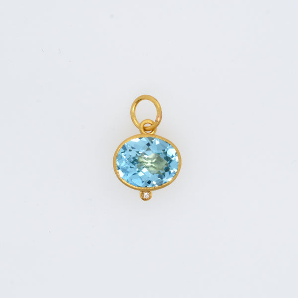 Topaz and Diamond Positivity Charm