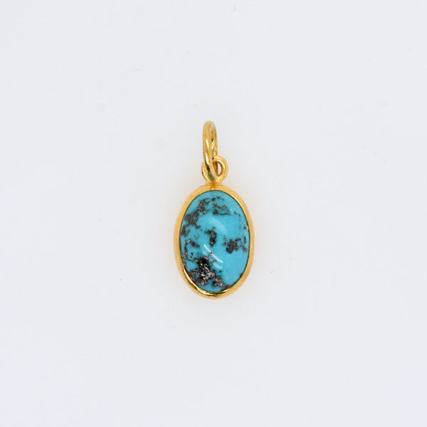 Turquoise Hope & Protection Charm