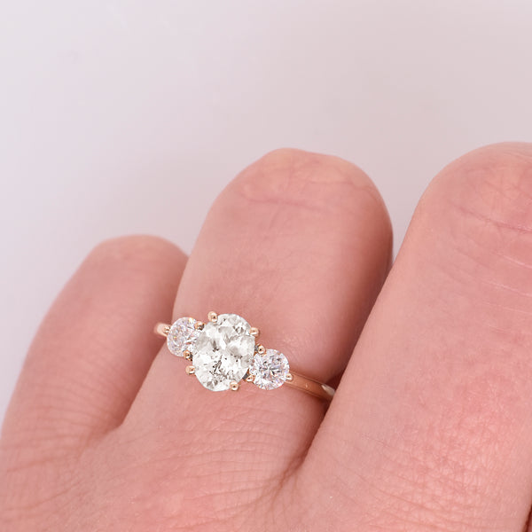 Cecile Engagement Ring Setting