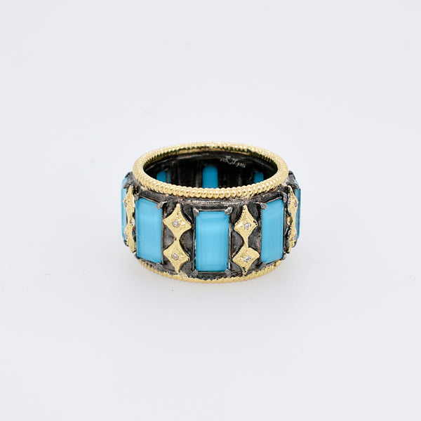 Old World Statement Ring