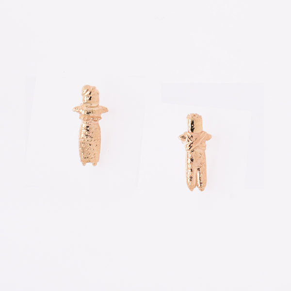 Baby Worry Doll Earrings