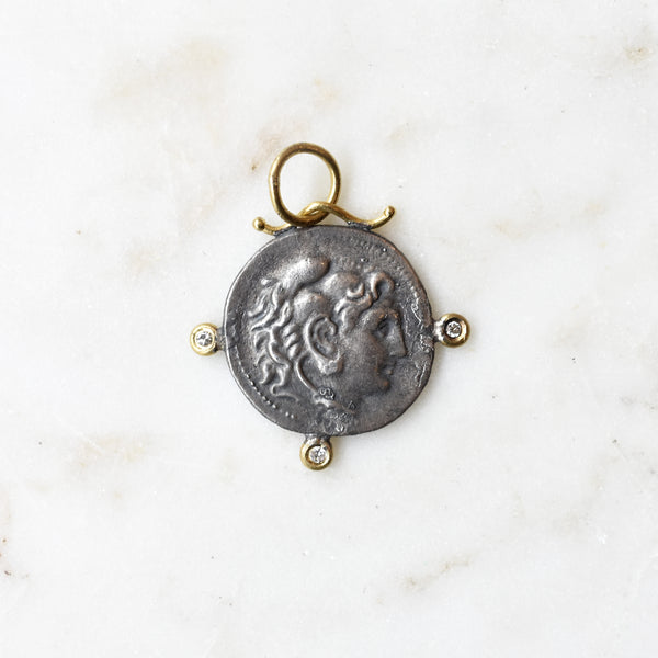 Alexander the Great Charm
