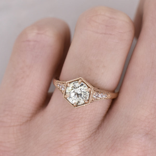 Cherí Engagement Ring Setting